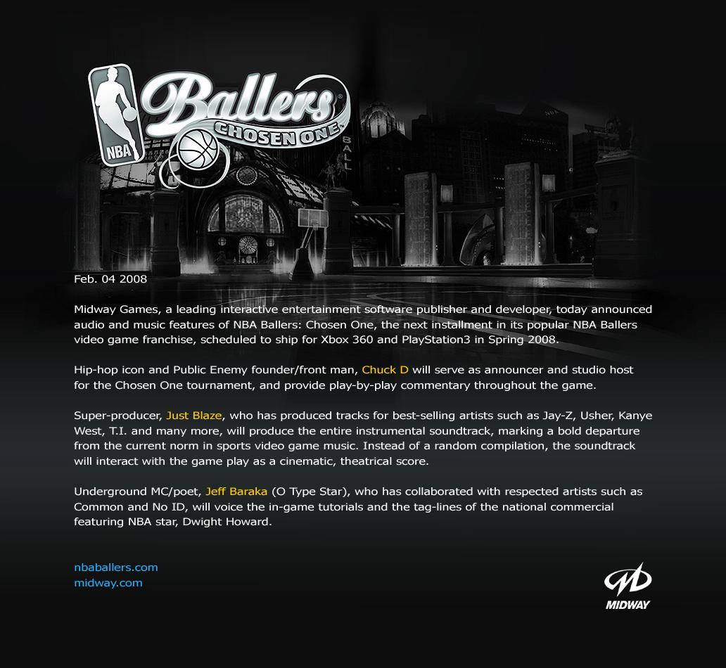 ballers info